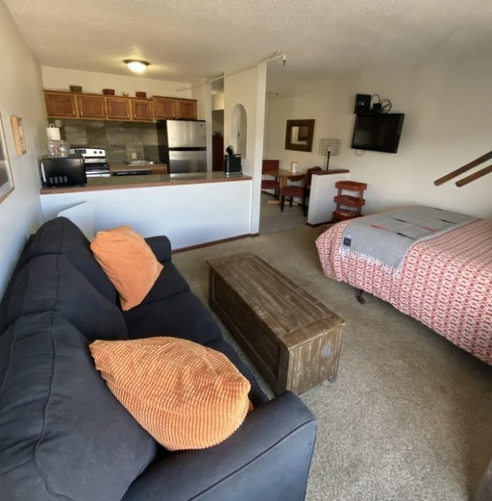 Downtown Breckenridge condo Airbnb Rental