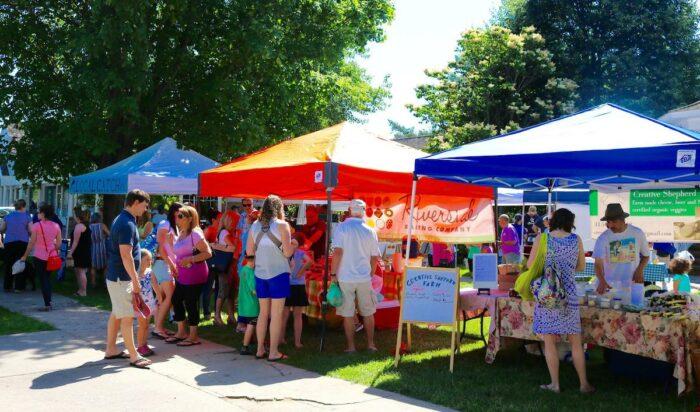 Fairfield Farmers Market photo via Fb page