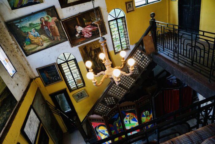 Gabriela Silang Gallery of Fine Arts in Abra