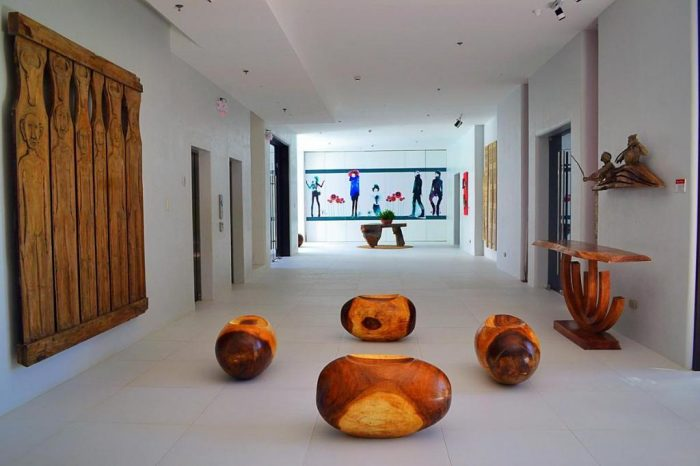 Go on an art-themed holiday at La Bella Boutique Hotel