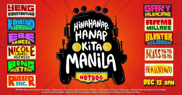 Hinahanap-Hanap Kita Manila - DOT Virtual Concert