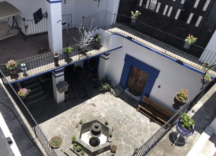 House in Puebla with a Patio and fantastic view