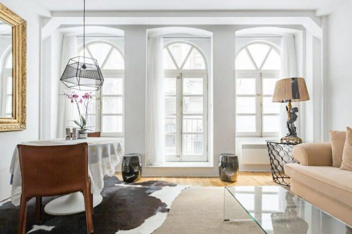 Istanbul Airbnb Apartment Near Istiklal Street