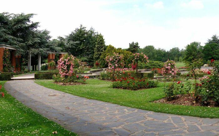 Jardin des plantes de Lille by Velvet via Wikipedia CC