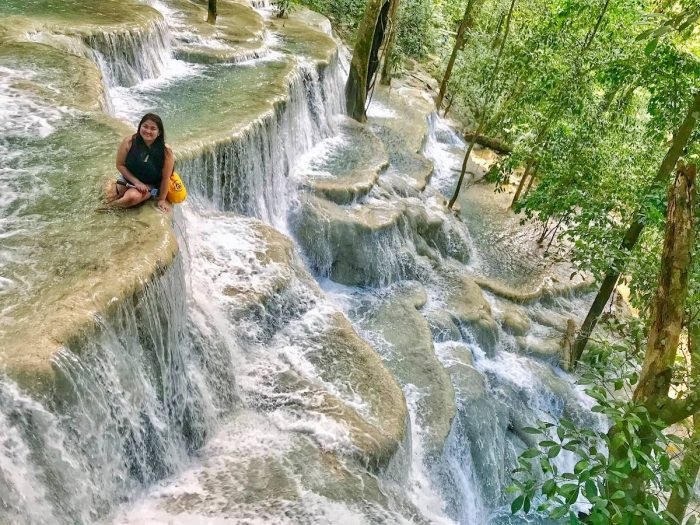 Kaparkan Falls photo by Mariane Tagaca