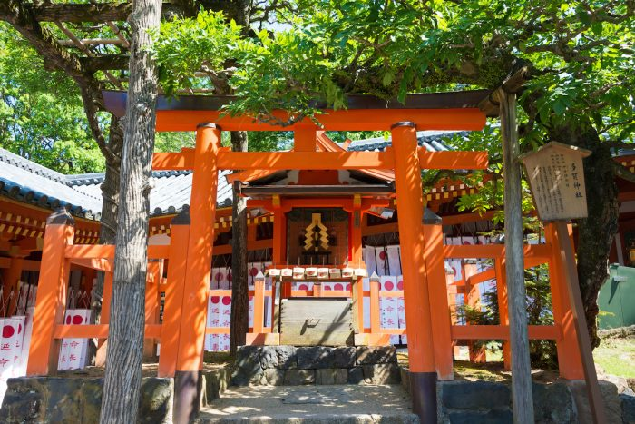 Kasuga Taisha Shrine photo via Depositphotos
