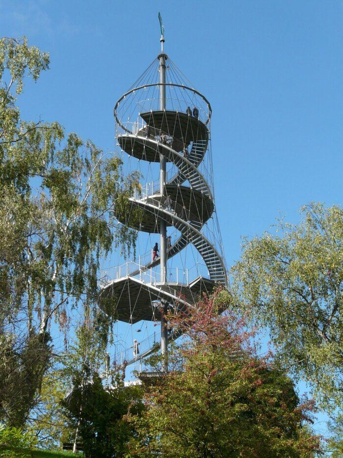 Killesberg Tower photo via Pixabay