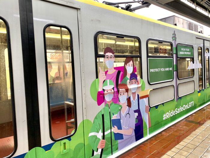 LRT-1 schedule Christmas Holidays 2020