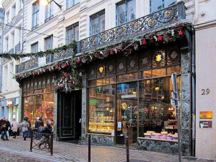 La Maison Meert by Velvet via Wikipedia CC