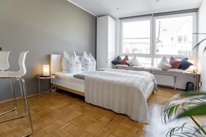 Modern Airbnb in Cologne at the Belgian Quarter