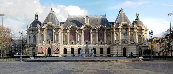Palais des Beaux-Arts de Lille by Velvet via Wikipedia CC