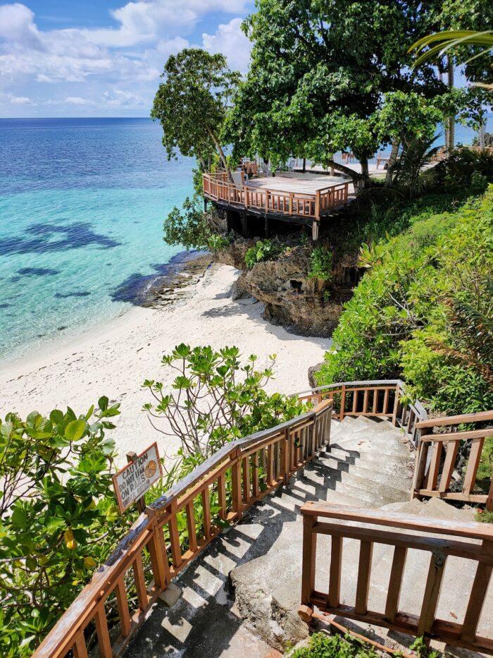 Parklane Beach Resort in Anda