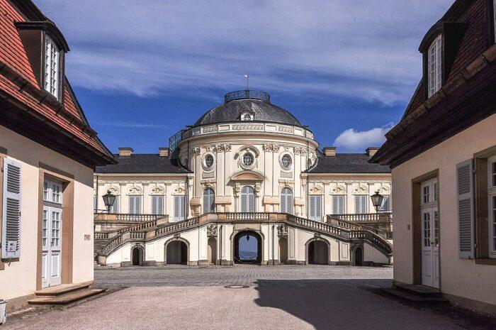 Solitude Palace by R.kaelcke via Wikipedia CC
