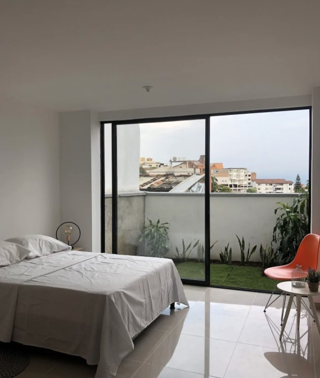 Studio Apartment for Rent in Cali Colombia