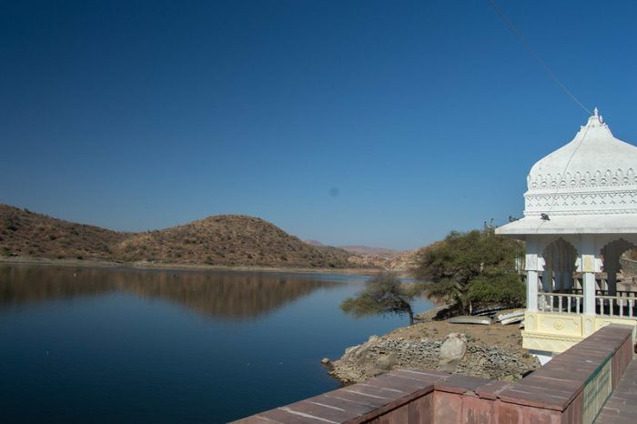 Tiger Lake in Udaipur India by Moriz mdz via Flickr CC