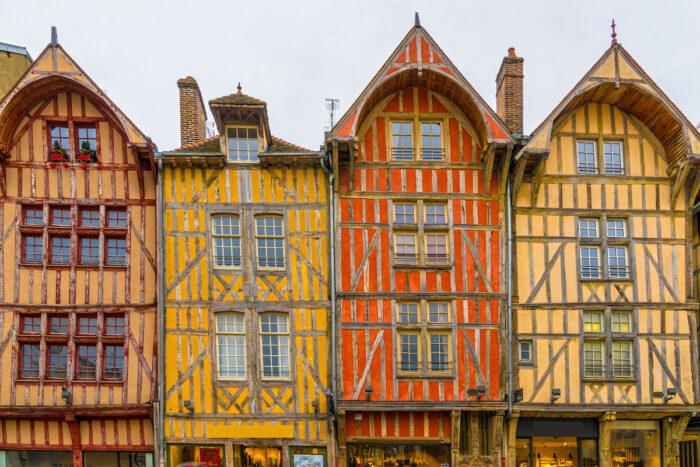Troyes - France, Aube photo via Depositphotos