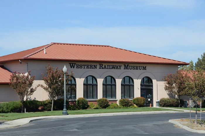 Western Railway Museum by LPS.1 via Wikipedia CC