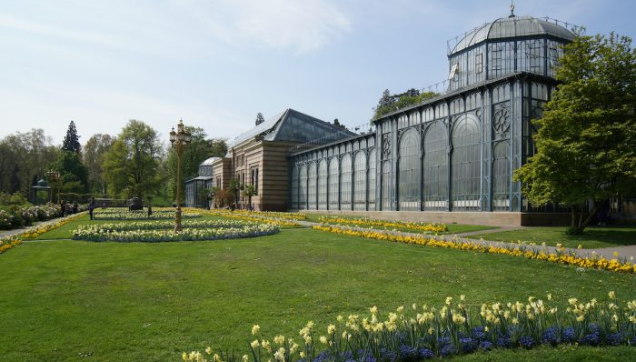Wilhelma Zoo and Botanical Garden photo via Depositphotos