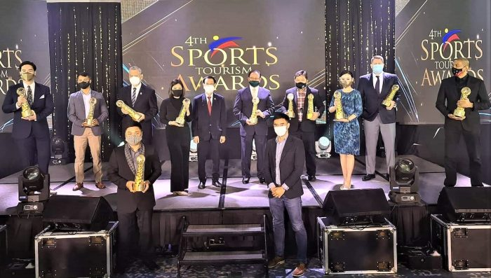 4th Phil Sports Tourism Awards