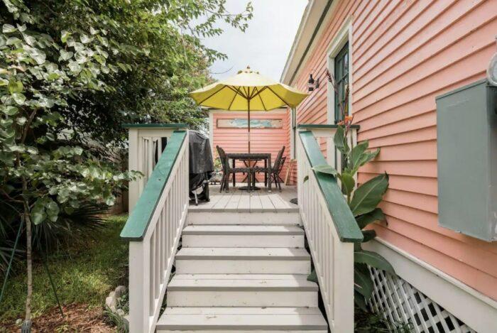 Airbnb Plus in Galveston near the Beach