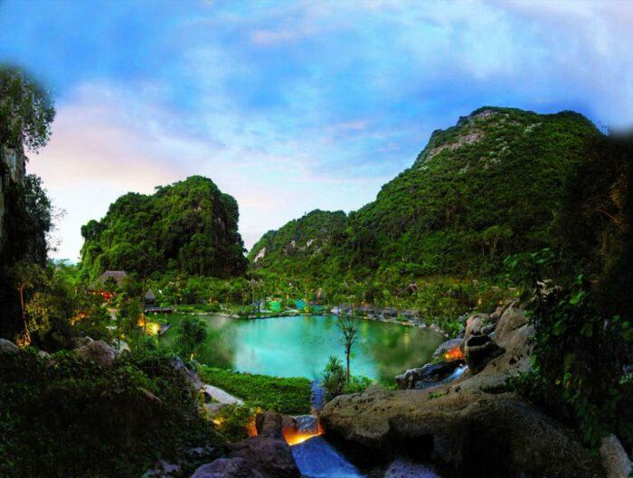 Banjaran Hot Springs