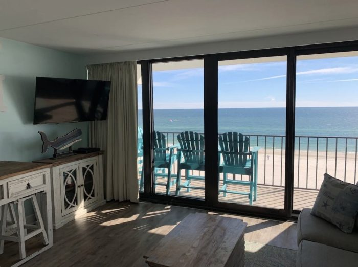 Beachfront Airbnb in Gulf Shores with Spectacular Views