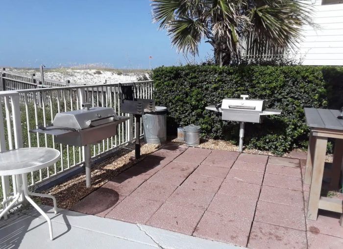 Beachfront with Direct Beach View Airbnb Gulf Shores AL