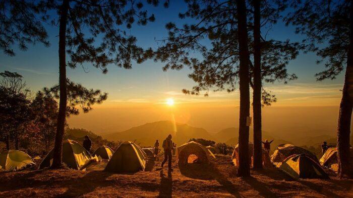 Consejos para acampar para principiantes