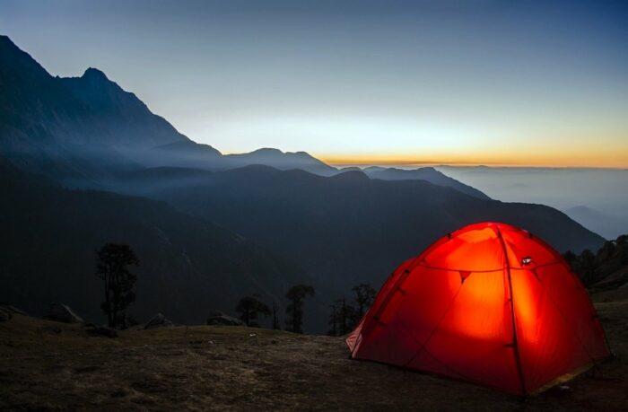 La mejor tienda - Camping para principiantes