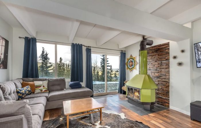 Breckenridge Airbnb Condo with Incredible View