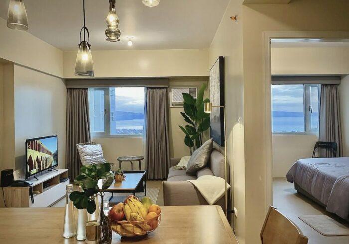 Davao City Stylish Avida Airbnb