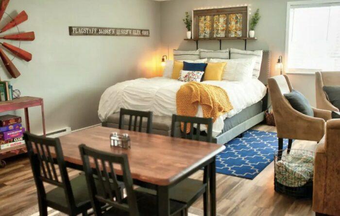 Flagstaff Mountain Retreat House Rental