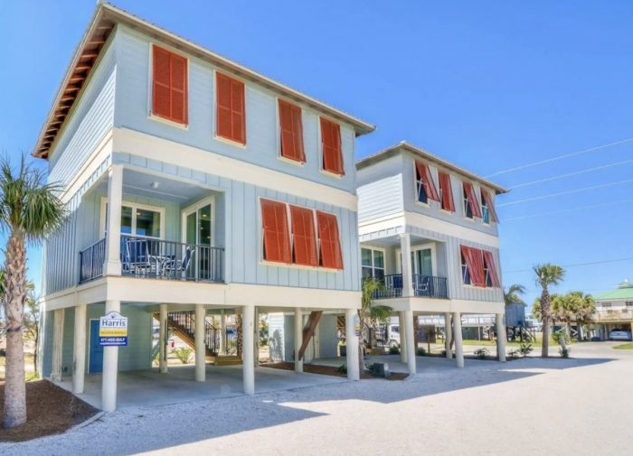 Gorgeous beach cottage in Gulf Shores