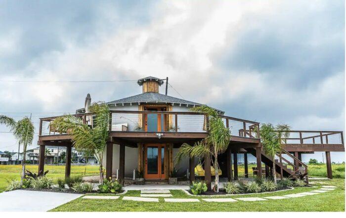 Kettle House Galveston Airbnb