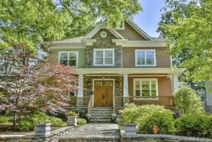Magnolia Oaks Airbnb Charlotte North Carolina