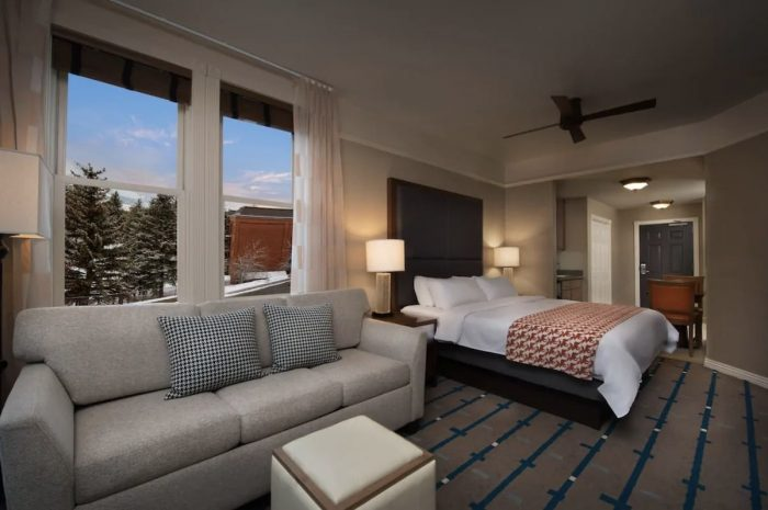 Marriott's Summit Watch Resort Studio in Park City