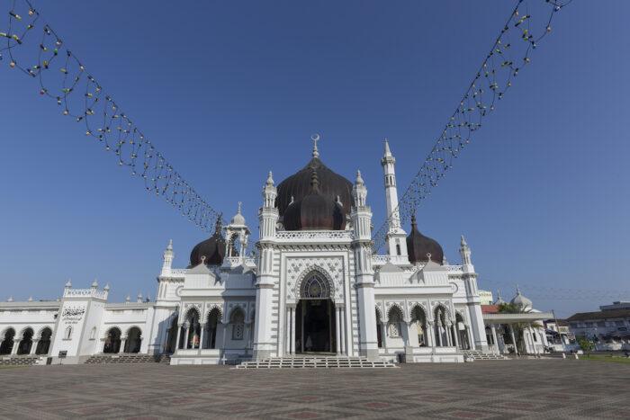 Masjid Zahir in Alor Setar City, Malaysia photo via Depositphotos
