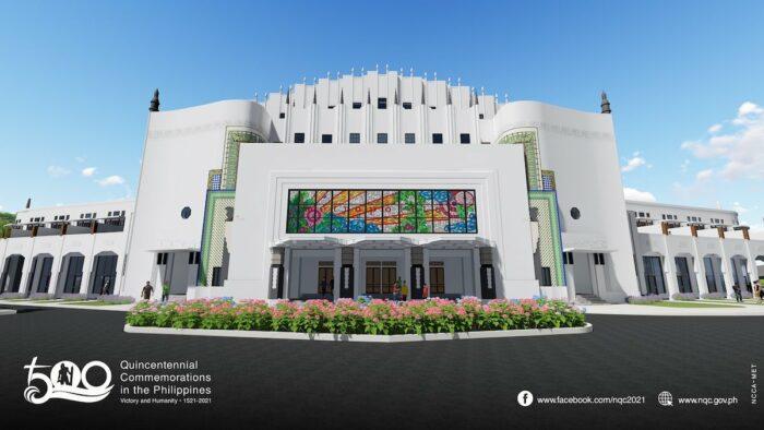 New Manila Metropolitan Theather photo via NQC Facebook Page