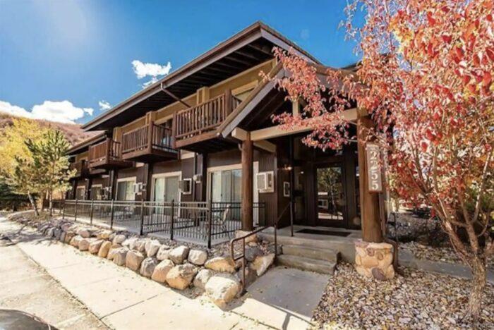 Norway House Vacation Rental in Park City Utah