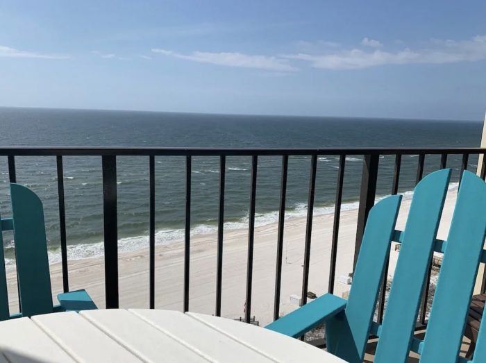 Orange Beach Penthouse Airbnb with Breathtaking views