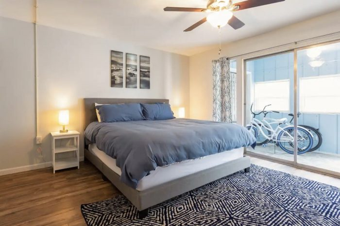 Pet Friendly Airbnb in Destin with access to private beach and pool