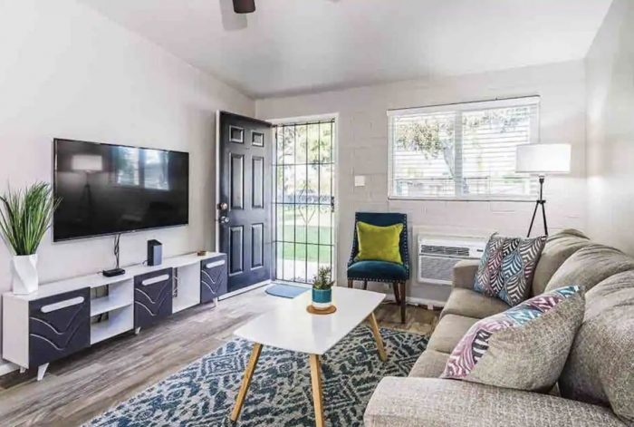Pet Friendly Airbnb in Scottsdale Arizona