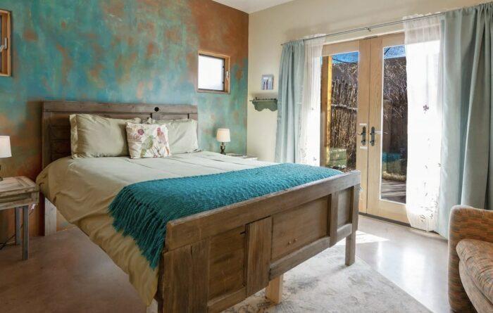 Airbnb en Santa Fe NM con Casita y chimenea