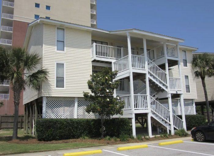 Seashore Condo with great Gulf views