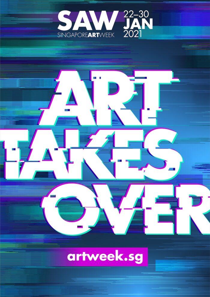 Singapore Art Week goes virtual this 2021