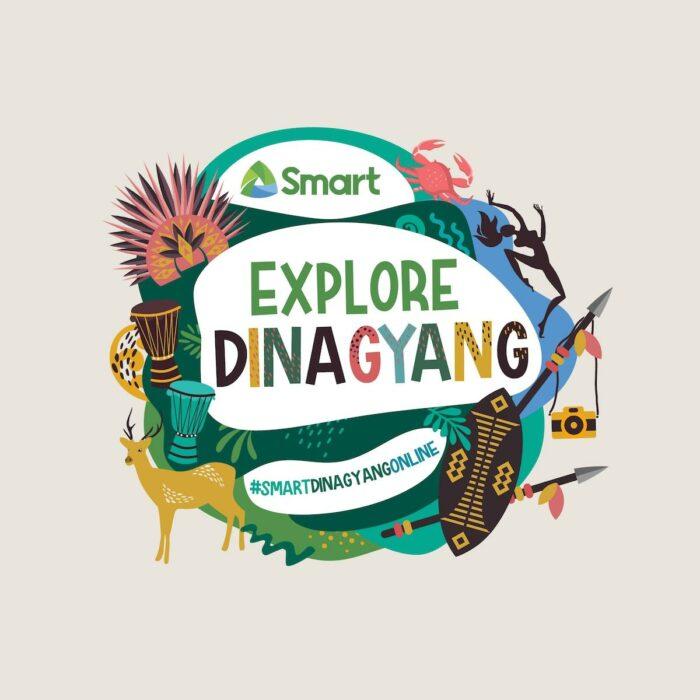 Smart powers First Digital 2021 Dinagyang Festival