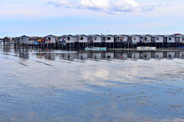 Stilt Houses Tawi-Tawi