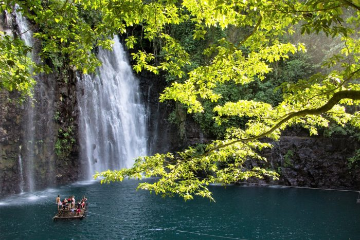Tinago Falls is a hidden gem in the outskirts of Iligan City photo via Department of Tourism