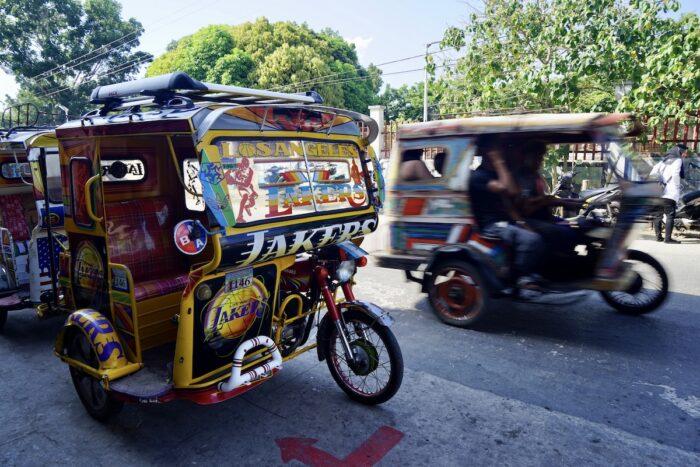 Tricycle in Tawi-Tawi