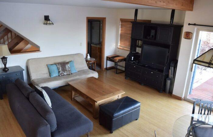3 Bedroom Duplex Airbnb in Steamboat Springs Colorado